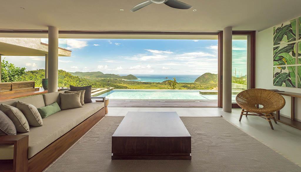 Selong Selo_7 Bedroom Bespoke_Living Room View
